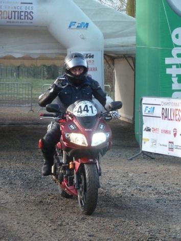 Alain Rolland - Le Rallye du Dourdou