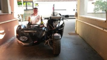 Patrick Bordas / Anastasia Fachaux - Le Rallye du Dourdou