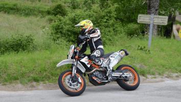 Robin Cubeddu - Le Rallye du Dourdou