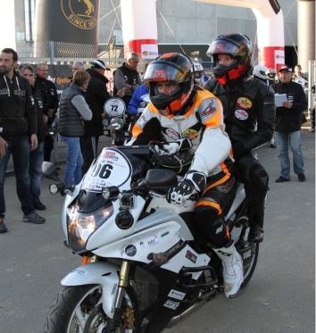 Sebastien Perrigouard (Ceb) - Le Rallye du Dourdou