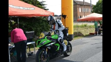 Thibaud Novet - Le Rallye du Dourdou