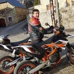 Jean christophe Groussac (Leghost) - Le Rallye du Dourdou