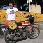Thierry Theillac - Le Rallye du Dourdou