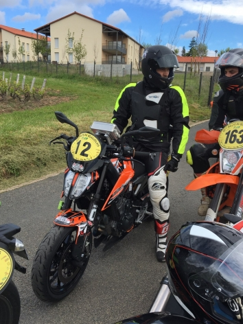 Frédéric Galtier - Le Rallye du Dourdou